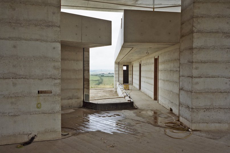 Architects Journal On Twitter On Site Peter Zumthor S Secular