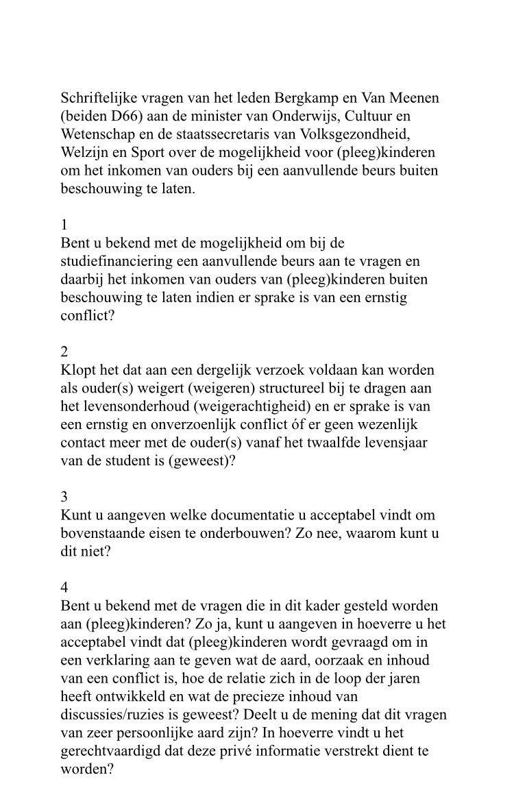 Vera Bergkamp على تويتر Vandaag Samen Met At Paulvanmeenen