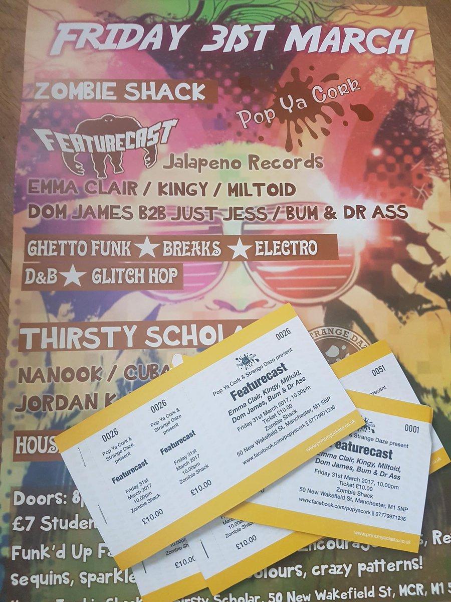 Zombie Shack, Featurecast, Emma Clair And Chris Nanook