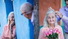 Wow! Couple Celebrate 65 Years Wedding Anniversary.  http:// nosygist.blogspot.com.ng/2017/01/wow-co uple-celebrate-65-years-wedding.html &nbsp; …  #mediachat #ViralChat<br>http://pic.twitter.com/pWJg3tsprm