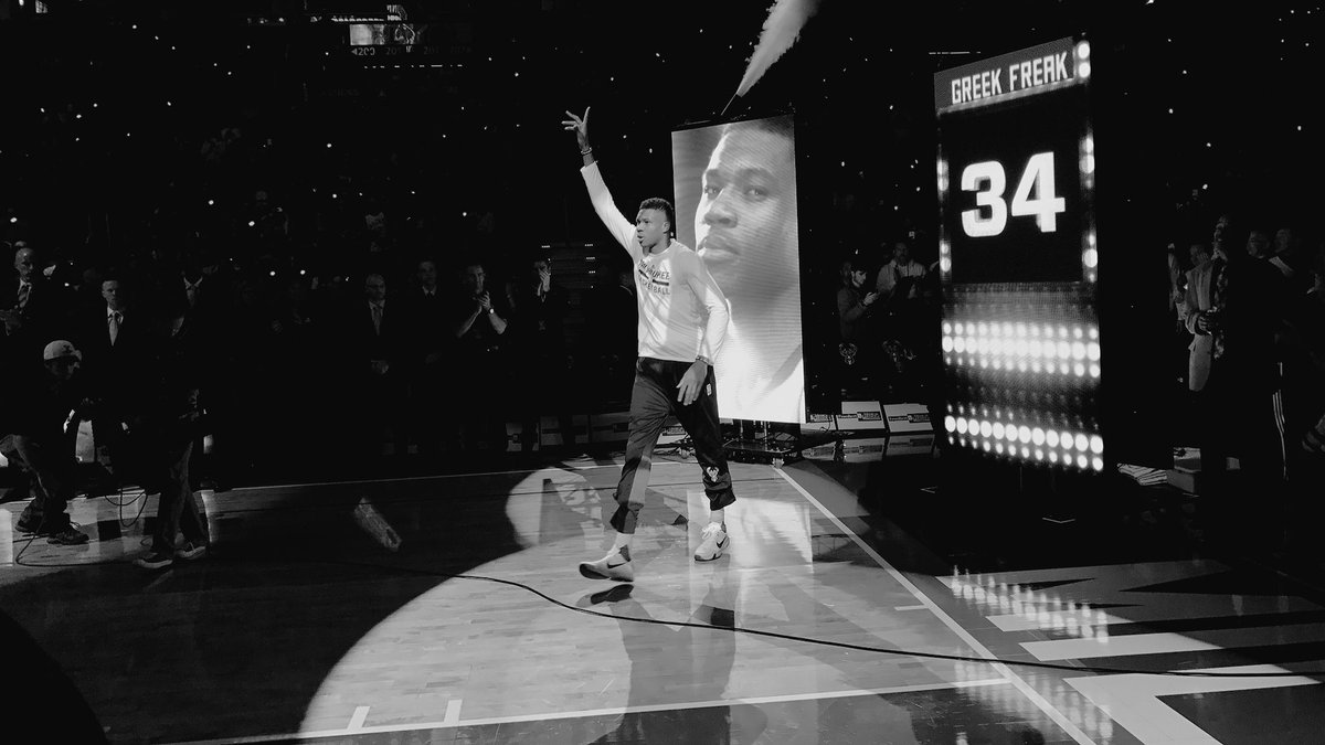 Giannis Antetokounmpo #NBAVote https://t.co/8rmEVZ2Iu4