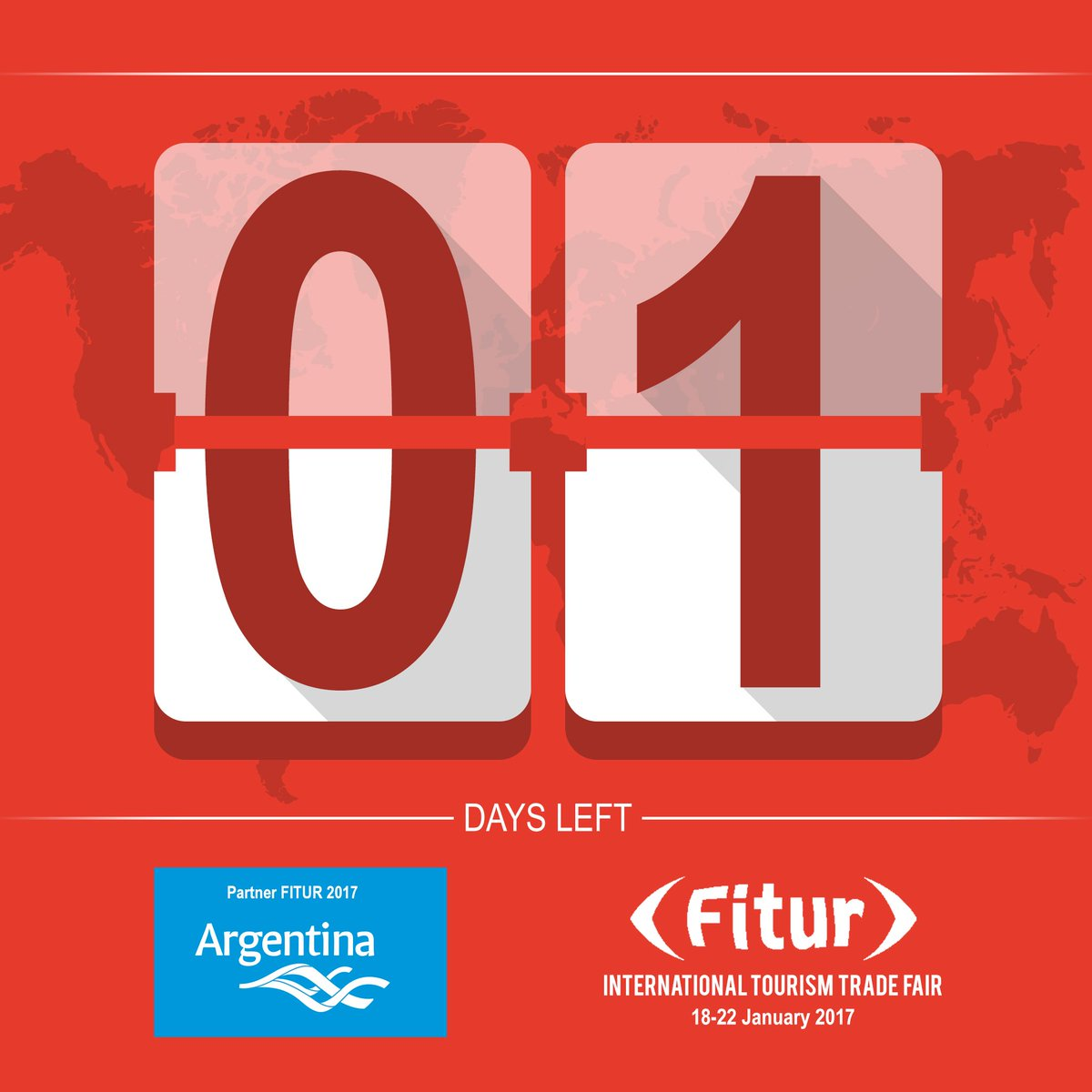 Tic, tac, tic, tac... ⌛️ 😱 #Fitur2017 https://t.co/0O8tneIukn