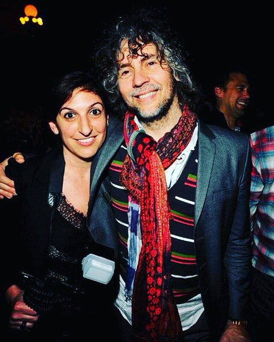 Happy birthday Wayne Coyne! : Chance Yeh