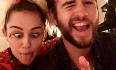 "Miley Cyrus Wishes Her \""Favorite Being\"" Liam Hemsworth a Happy Birthd...  via"