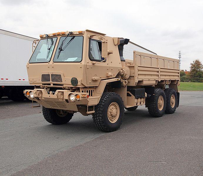 اسرائيل تشتري 200 شاحنه تكتيكيه متقدمه من شركة اوشكوش الدفاعيه الامريكيه  C2DCw4rWEAEOQ_Y