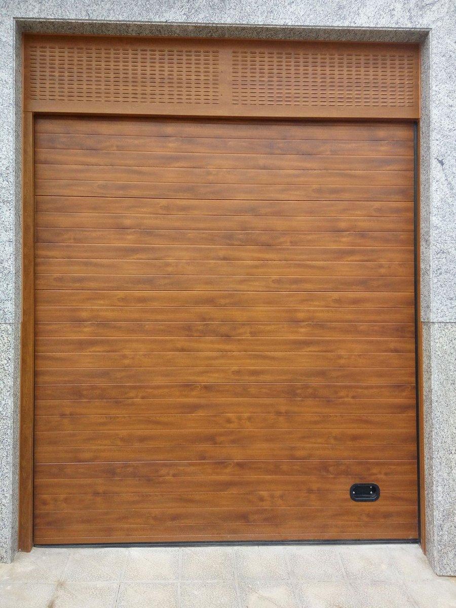 Grupo alumisan on twitter portal seccional instalado - Dintel de madera ...