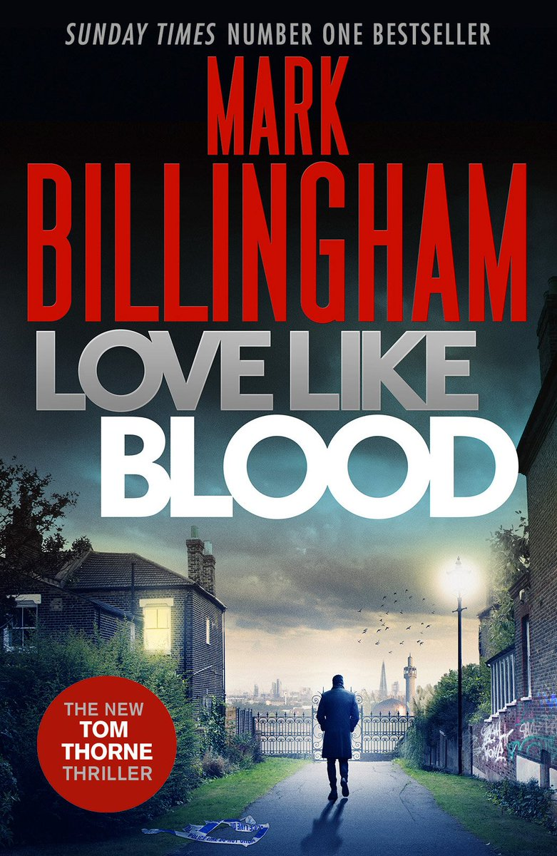 OK, so I'm thrilled to reveal the cover for the new Tom Thorne novel. It's published on June 1st. #lovelikeblood https://t.co/xYjyWiOuam