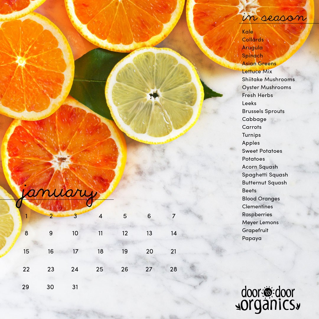 Resolve to #cook more & try new things in the #newyear? Check out this #calendar of what's #inseason! #january https://t.co/5L6TY1Xyzy https://t.co/eBWrU2aakj