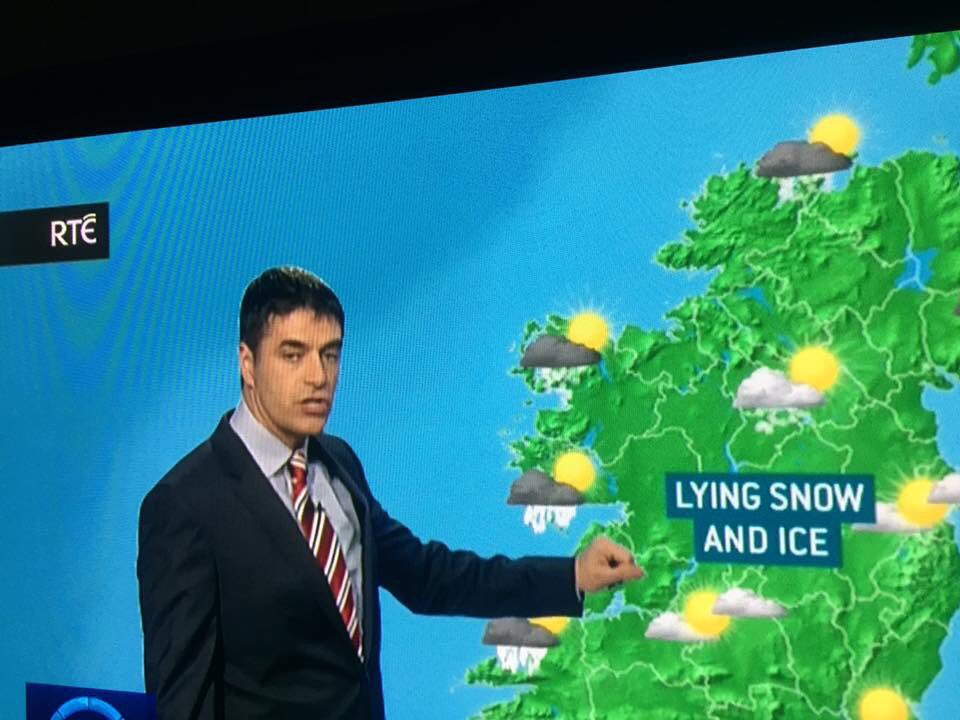 #PostTruth @rte weather forecast. https://t.co/rTv0rvHKyQ