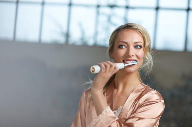 электрическая зубная щетка для детей от 6 лет купить