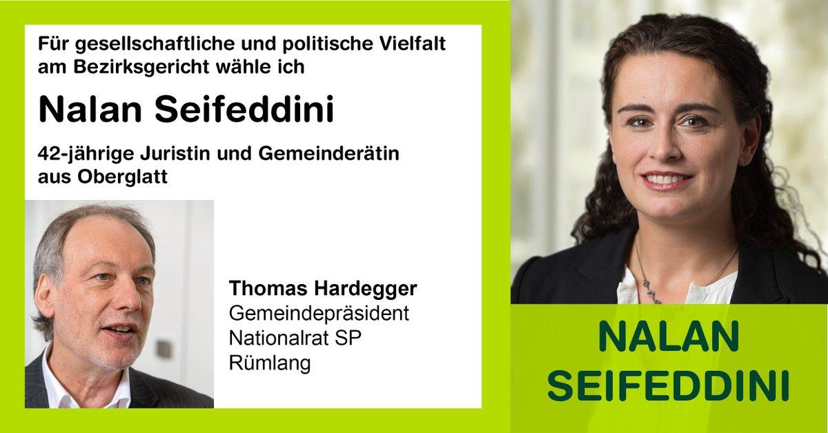 #BezirksrichterDielsdorf: @th_hardegger unterstützt #NalanSeifeddini.