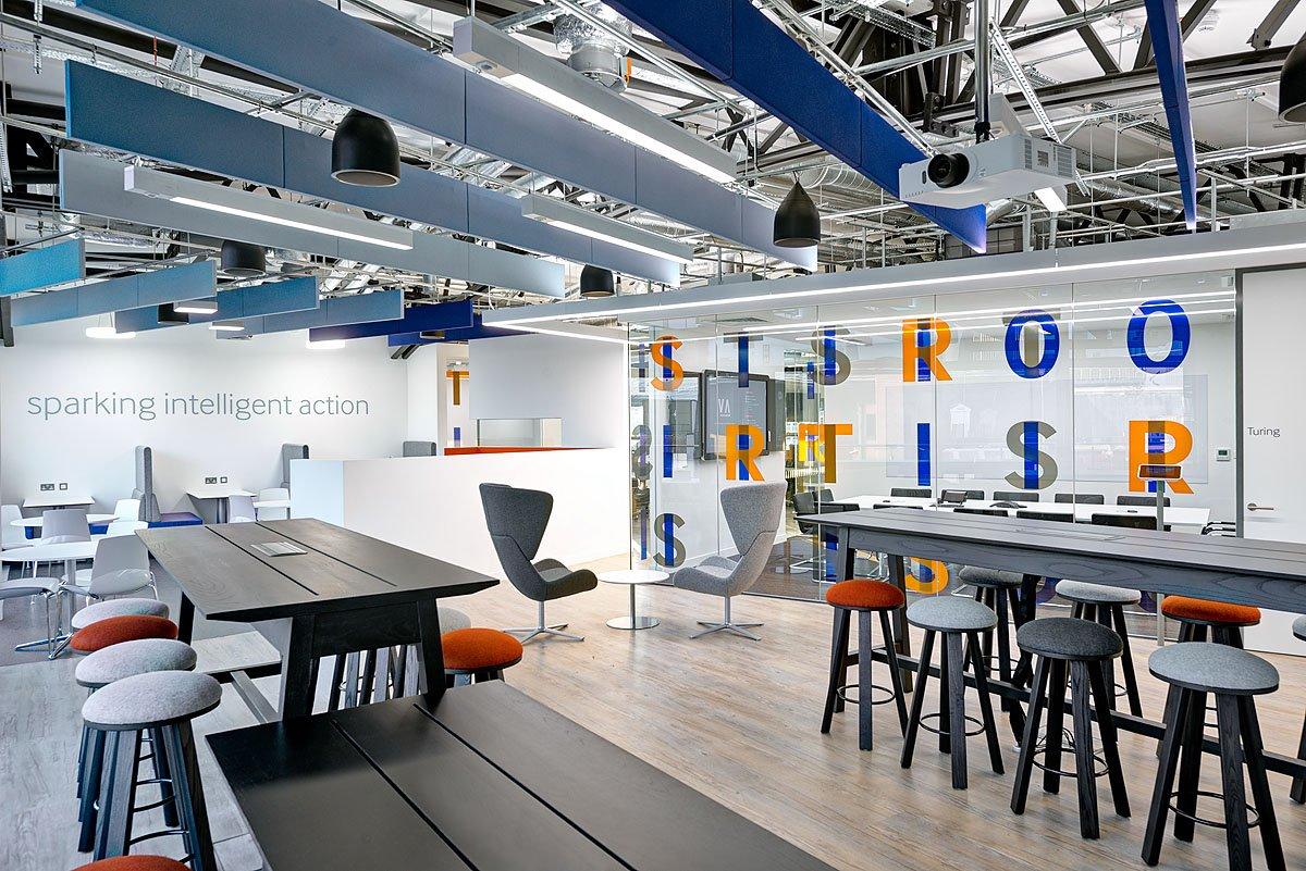 Oktra oktra twitter for Technology office design