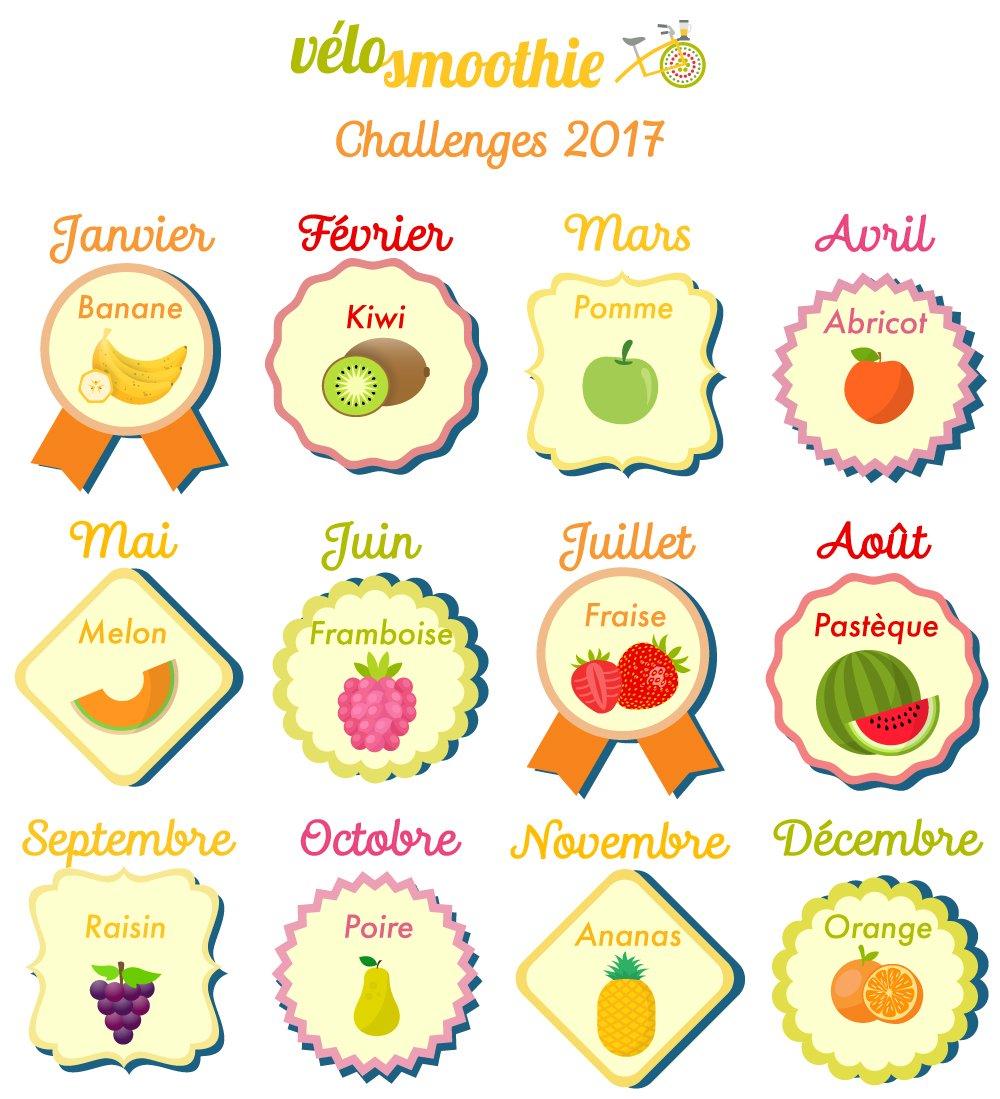 L&#39;équipe Vélo Smoothie vous souhaite une excellente année ! Challenge de janvier : consommez la banane ! #NewYear #VeloSmoothie #nutrition<br>http://pic.twitter.com/4KyIZind7F