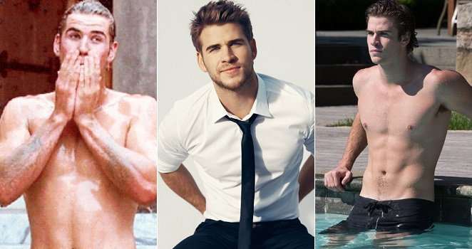 Happy birthday Liam Hemsworth! The Hunger Games star s hottest ever moments