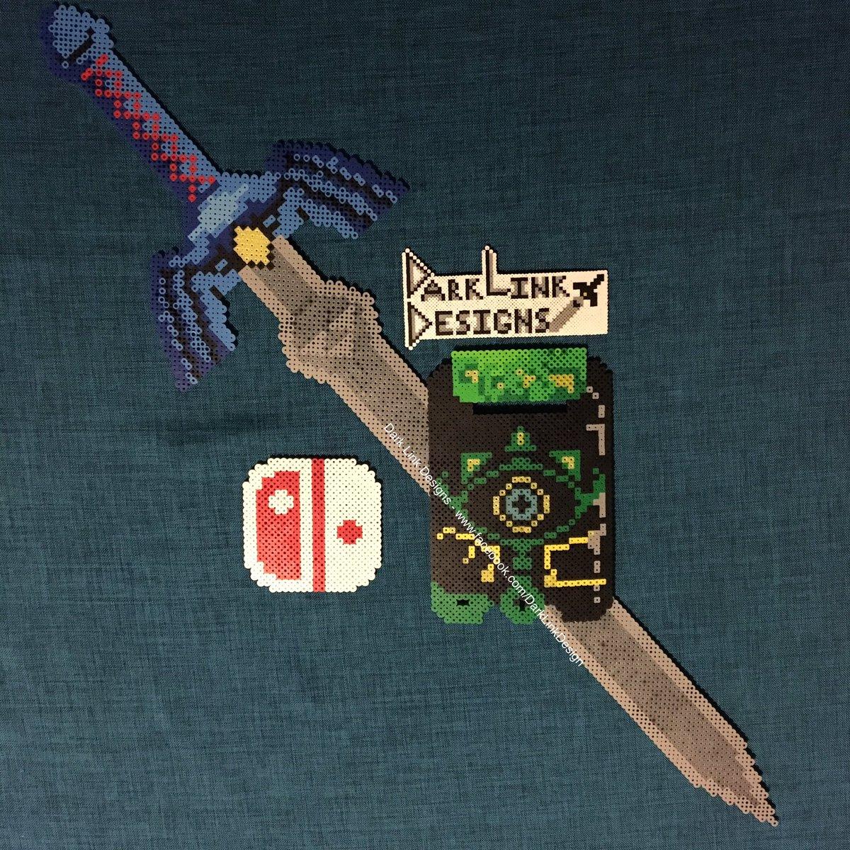 Dark Link Designs On Twitter 03 03 2017 Nintendoamerica Switch And The Legend Of Zelda Breath Of The Wild Are Released Pixel Perlerbeads Kitchener Darklinkdesigns Https T Co Whhqzdscyp