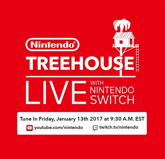 Nintendo Switch On Twitter Nintendo Switch Treehouse Event Will Be Live From 930 Am Est 1430 Pm Gmt 630 Am Pt Https T Co Mscpst5aav