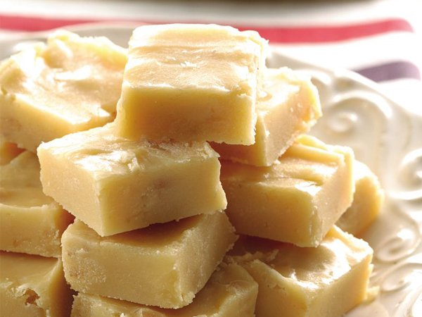 You can make this fudge in 30 min or less!