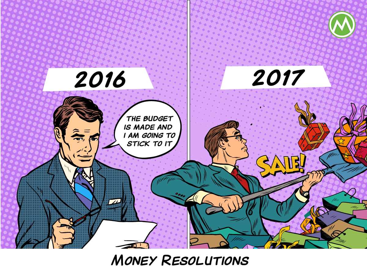Tag that your friend of yours who has made this resolution, To keep track of your expenses daily. #NewYearResolutions Happy tagging! <br>http://pic.twitter.com/U2bh0yWr6e