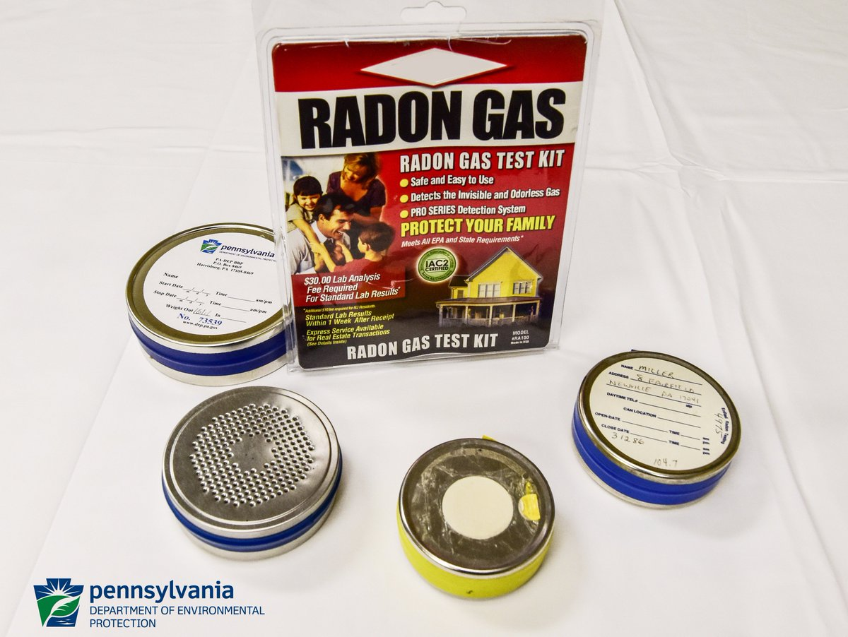 Pa department of environmental protection on twitter do it pa department of environmental protection on twitter do it yourself radon testing is easy or you can hire a certified tester solutioingenieria Gallery