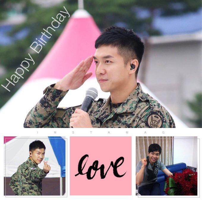 Happy Birthday, Lee Seung Gi.