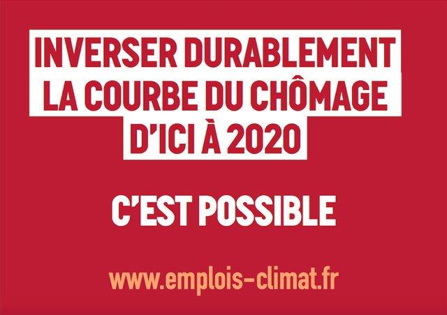 Lancement aujourd&#39;hui de la nouvelle campagne 1 million d&#39;emplois pour le #climat en 2020   http:// emplois-climat.fr  &nbsp;   #emploisclimat<br>http://pic.twitter.com/Eyqu8p21jc