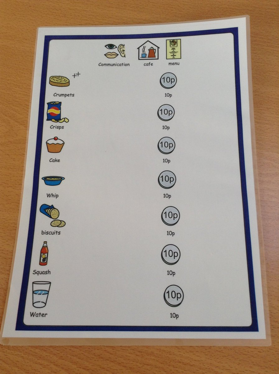 Communication cafe is in full swing down in the primary department. Happy Friday everyone! #communicationcafe #symbols #money<br>http://pic.twitter.com/IqZhXuLH27