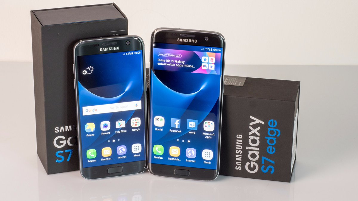 Das #GalaxyS7 ist euer #Smartphone des Jahres 2016. https://t.co/0GWO2rjuAm https://t.co/IQZBm1e9DV