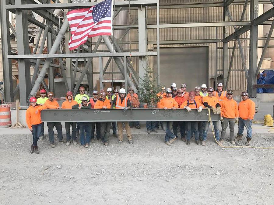 Cjm unionironworker twitter for Cjm builders