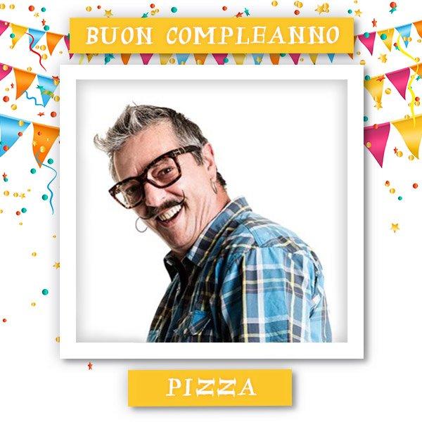 Oggi è il compleanno del mitico Pizza 🎉 Auguri ‼️🎂🎁 #16gennaio @TuttoEsauritooo