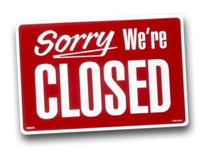 I'm calling it @CrownCandy is closed today  Safety first https://t.co/kzUQHol43g