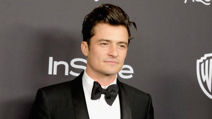Happy 40th birthday Orlando Bloom!
