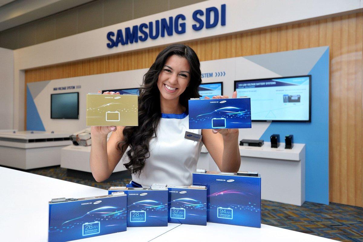 #Samsung SDI : Une batterie de voiture rechargeable à 80 %… En 20 minutes    http:// bit.ly/2j7m4ba  &nbsp;  <br>http://pic.twitter.com/fB6m1WGJQv