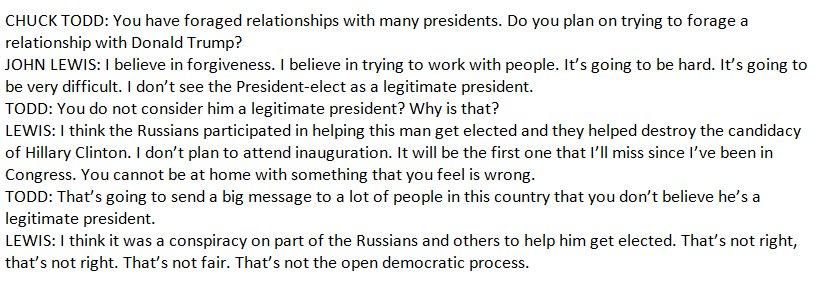 Here's the transcript of that John Lewis exchange w @chucktodd, via @SZilberstein https://t.co/HIFbpKx4WX https://t.co/a8GFM0iMeH