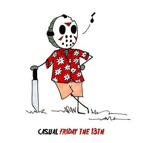 Have a great Friday the 13th.  #horror #friday13th #TGIF #TGIFthe13th #horrorfan @PromoteHorror<br>http://pic.twitter.com/UFcHCZmKfK