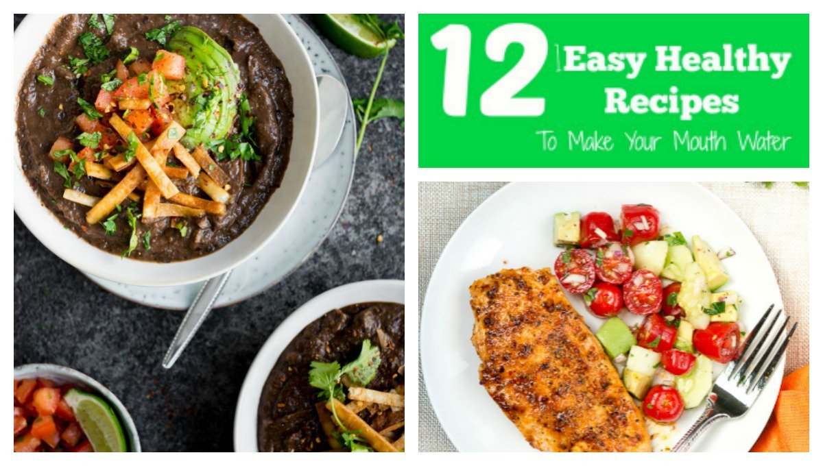 Hungry? Me too! :) Meals in a flash with these easy #healthy recipes for #dinnertime https://t.co/LeUvOgeprK https://t.co/j4DoFyRyu5