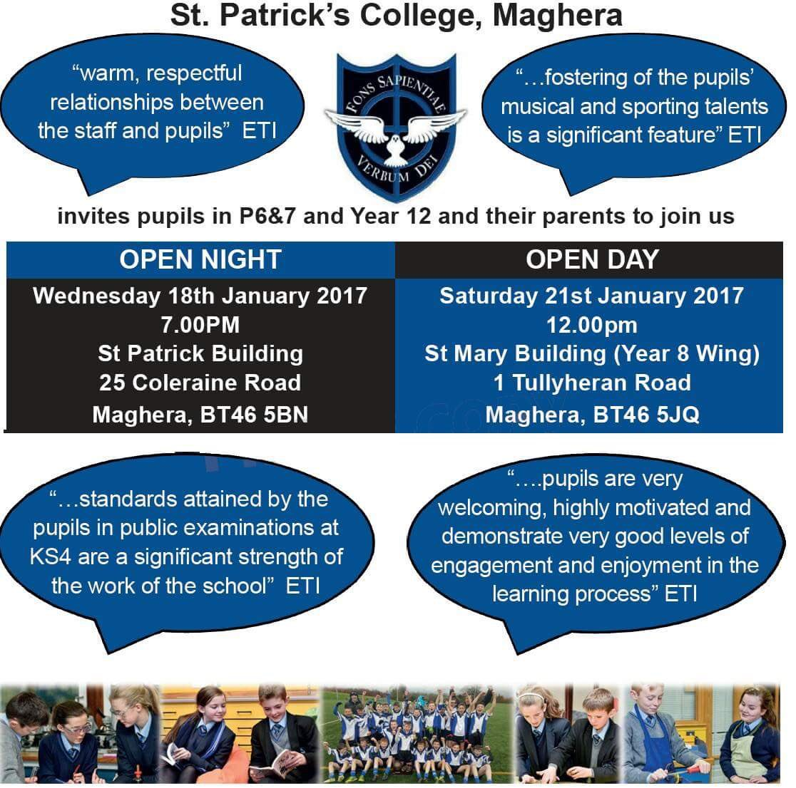 st patricks college St patrick's - london college with a 200-year history - offers programmes in business management, health, travel & tourism, and more.