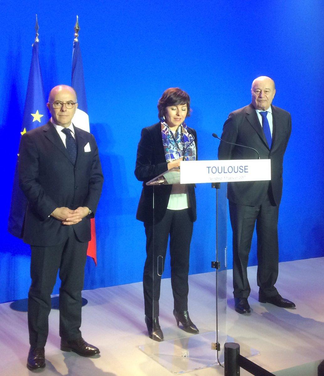Je suis fière de présenter au Premier Ministre les talents de notre Région qui en font la plus innovante de #France ! #Innovation #Occitanie <br>http://pic.twitter.com/OJ28SdIeNN