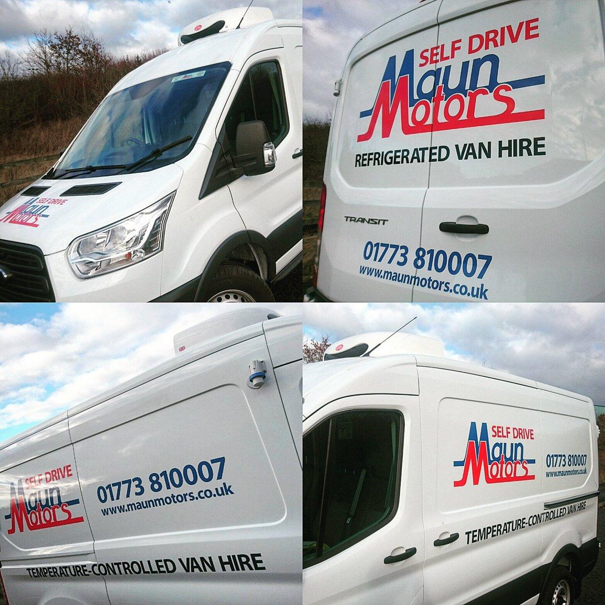 Cole Hire Self Drive Vans: Maun Motors (@MaunMotors)