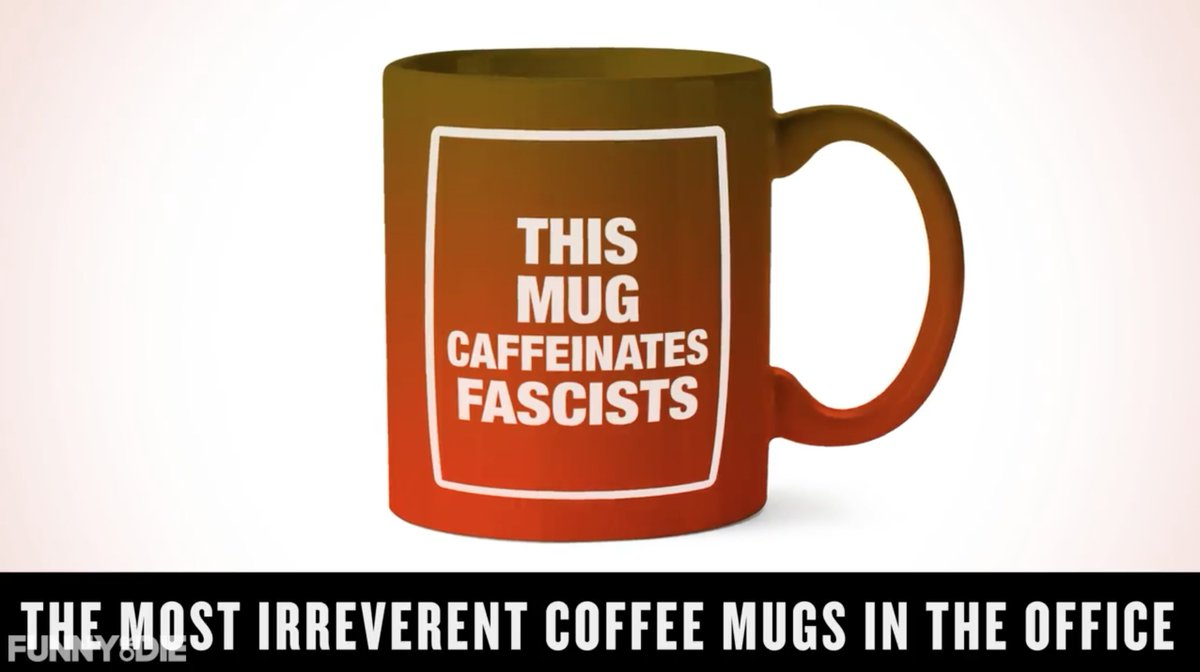 The Most Irreverent Coffee Mugs In The Office