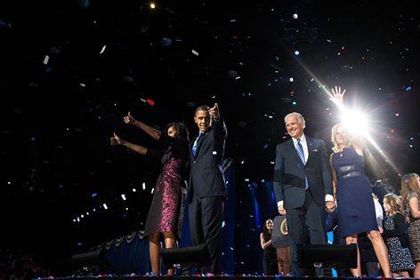 """""""Sí se puede. Si lo hicimos. Sí se puede. Gracias."""" - @POTUS #ObamaFarewell"""