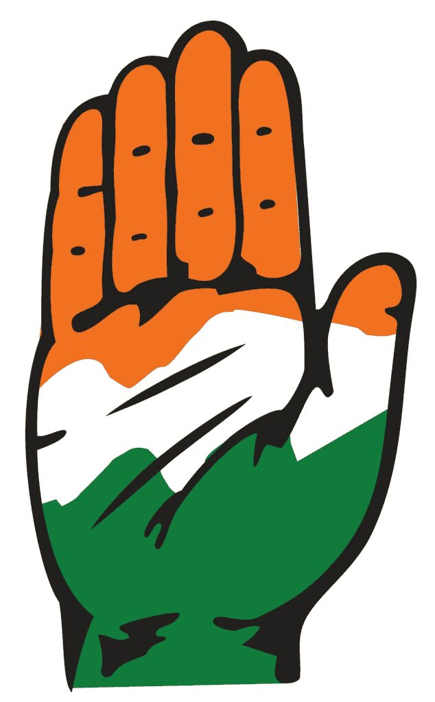 Congress On Twitter Congress Symbol Of The Hand Means Never