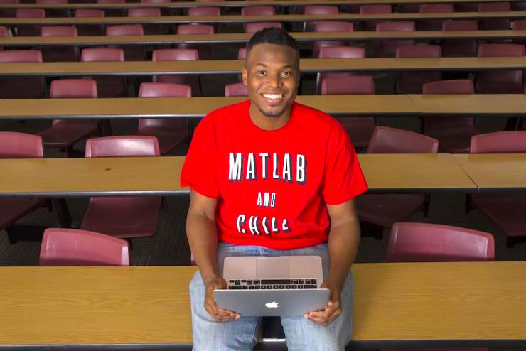 Dream becomes a plan for #GTComputing student/instructor Kantwon Rogers #MATLABandChill https://t.co/EZnpcT1Yas https://t.co/HBzZr01j08