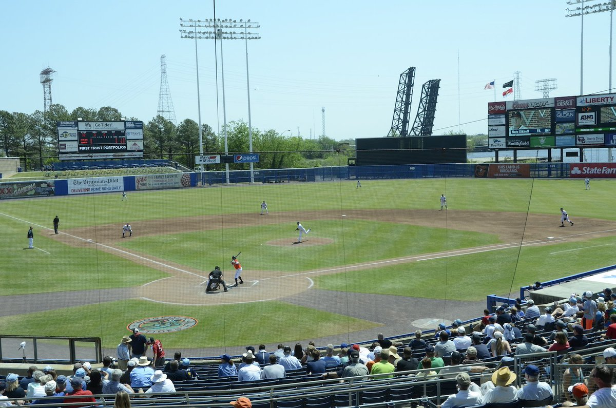 old dominion baseball on twitter flash sale for harbor park