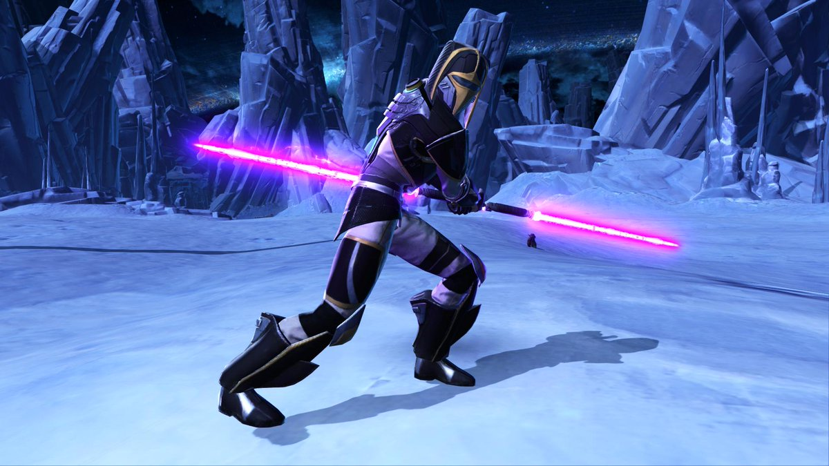 The Old Republic On Twitter Step Into The Battle Armor Of Vaylins
