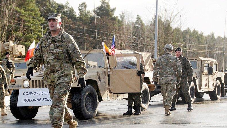 Déploiement militaire américain en #Pologne : une «tentative de créer un problème pour #Trump»  https:// francais.rt.com/opinions/32270 -deploiement-militaire-americain-pologne-tentative-probleme-trump &nbsp; … <br>http://pic.twitter.com/TqgBOwMeWG