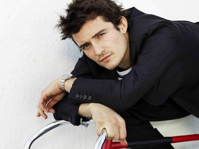Happy birthday to Orlando Bloom ! This incredible actor who does not stop surprising me...
