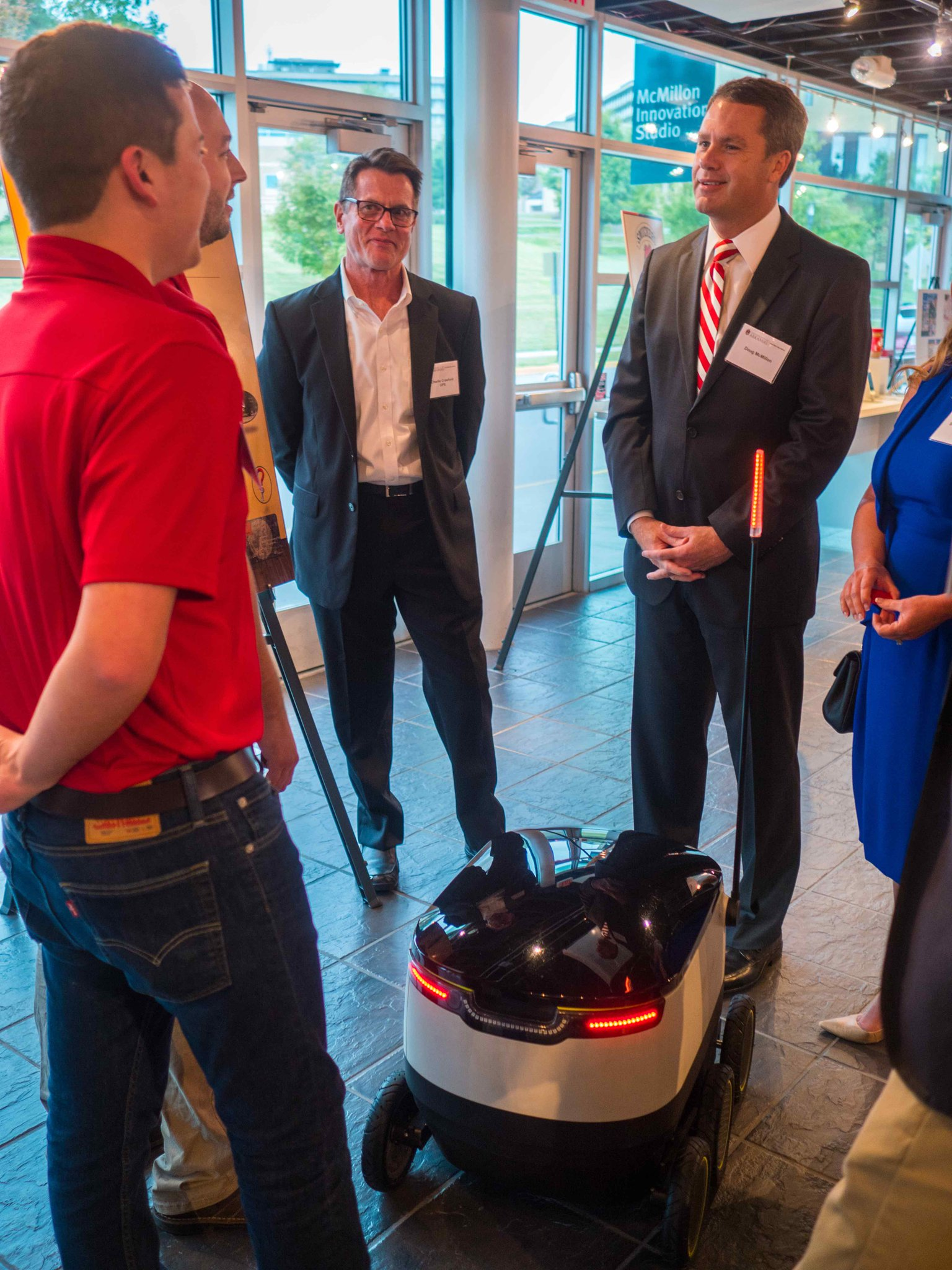 %name Starship Technologies Raises $17.2M for Delivery Robots