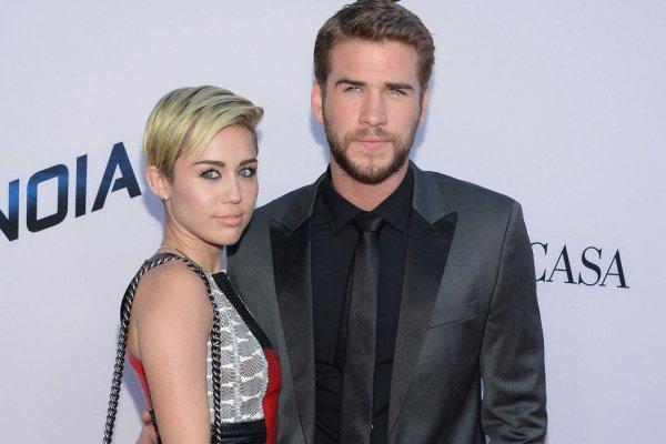 Miley Cyrus Wishes \Best Friend\ Liam Hemsworth A Happy 27th Birthday