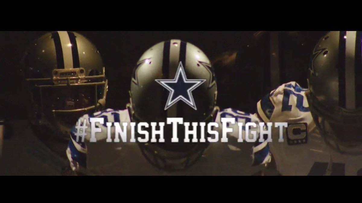 Get your mind right. #FinishThisFight