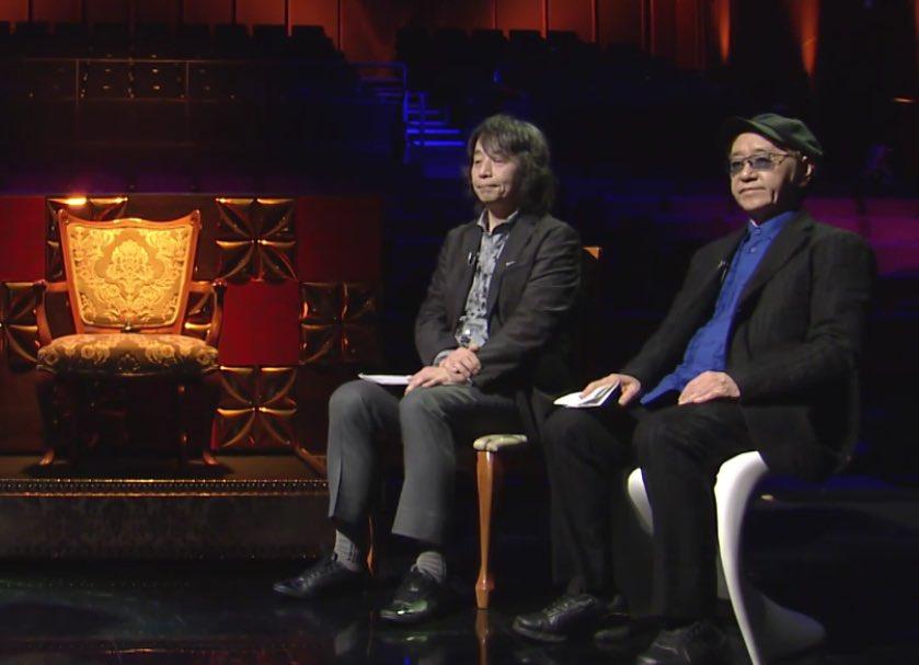 おや、お二人の座っている椅子… #安楽椅子探偵 https://t.co/TWMTedzCzO